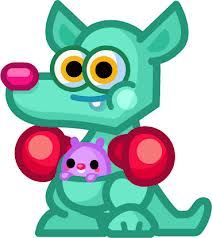 Moshi Monsters- Moshling- ROOBY