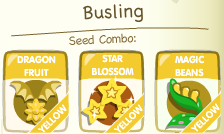 Busling Moshling Seed Combination