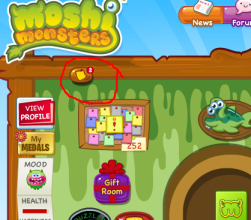 New Moshi Pinboard Feature
