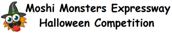 Moshi Monsters Halloween Contest