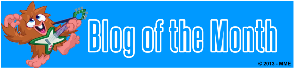 Blog Of Month