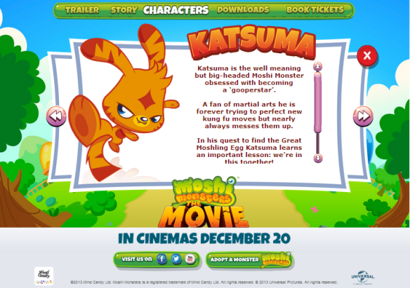 Moshi Movie Site