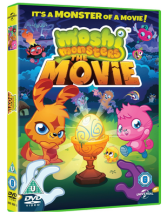 Moshi Movie DVD